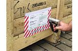 Dokumententasche für Export