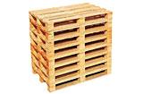 Holzpaletten 4 Wege Einweg