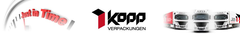 Kopp Verpackungen Online Shop