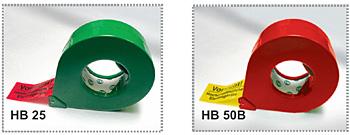 Abrollbirne für Filamentbänder