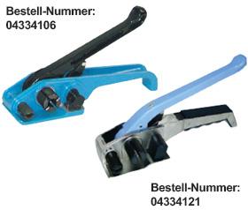 Textil- und Kunststoff- Bandspanner