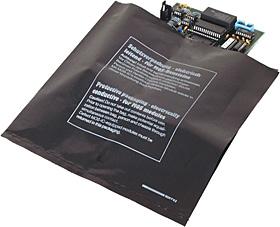 PE-Schutzbeutel - elektrostatisch volumenleitfähig