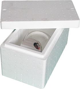 Thermo-Versandbehälter aus EPS