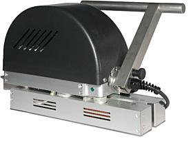Mobiles oder stationäres Durchlaufschweißgerät HPL 300D