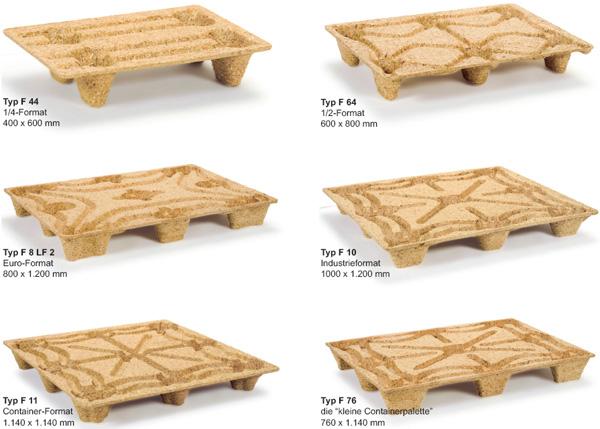 INKA Pressholzpalette