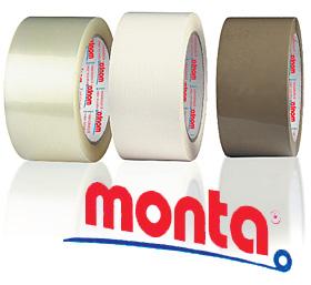 PP Packband Einfach Qualität - Acrylat - laut abrollend