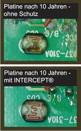 INTERCEPT Technology™ - Die ideale Elektronikverpackung