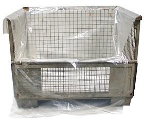 Gitterboxen-Einstellsäcke