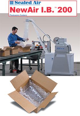 New Air 200 Verpackungssystem