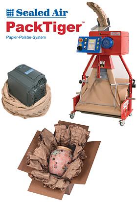Papier-Polster-System PackTiger™