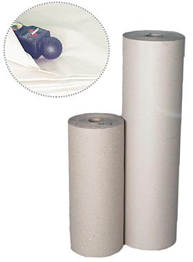 Schrenzpapier 80 g/m2 - grau auf Rolle