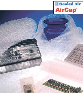 AirCap® Sperrschicht-Luftpolsterfolie