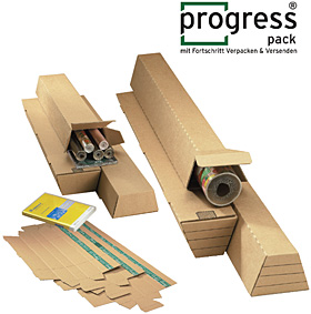 Trapez-Versandverpackung