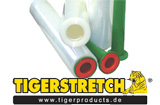 Tigerstretch - Kernlose Stretchfolie